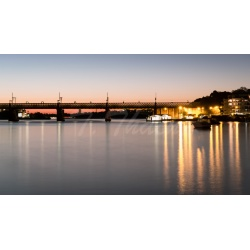 Parramatta River at Night - City of Ryde