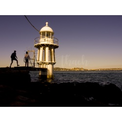 The light house - Cremorne Point