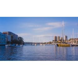 Rushcutters Bay, New South Wales by Digital Bay